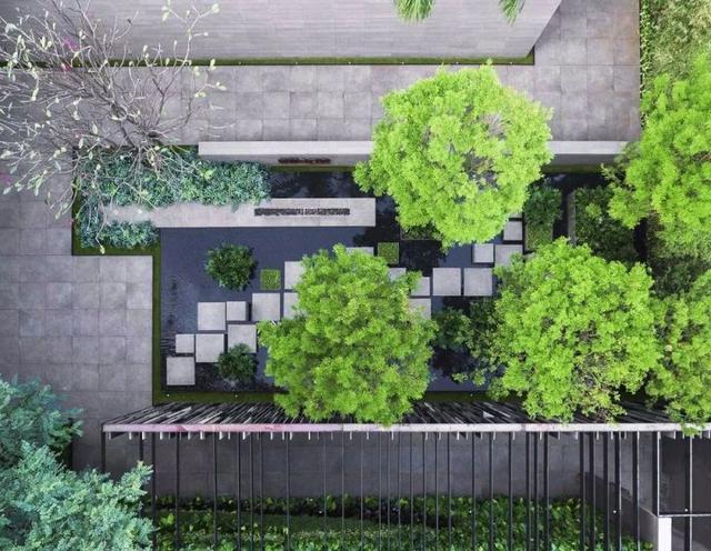 圣保罗入口庭院