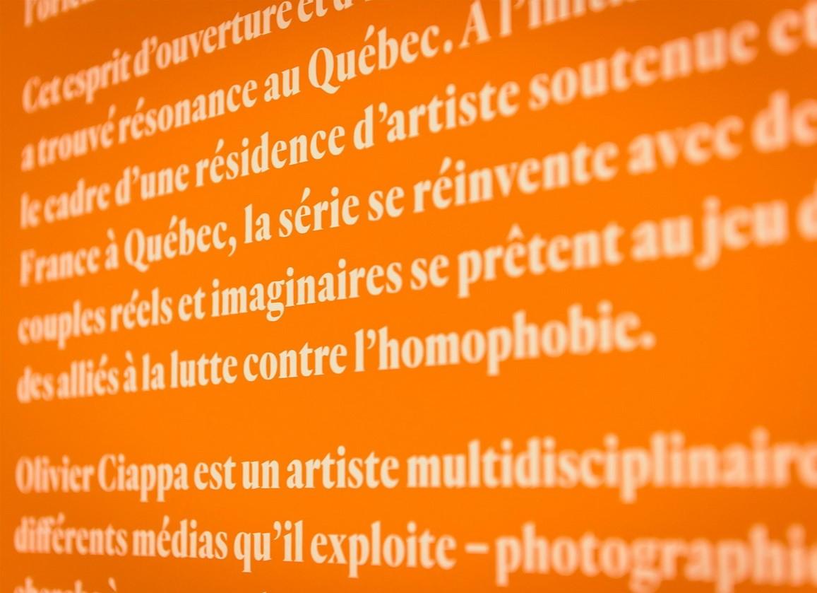 【导视设计案例】橙色导视系统欣赏
