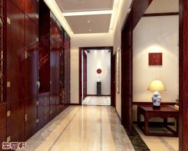中式紫云轩传统设计