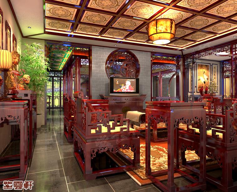 中式传统古典装修
