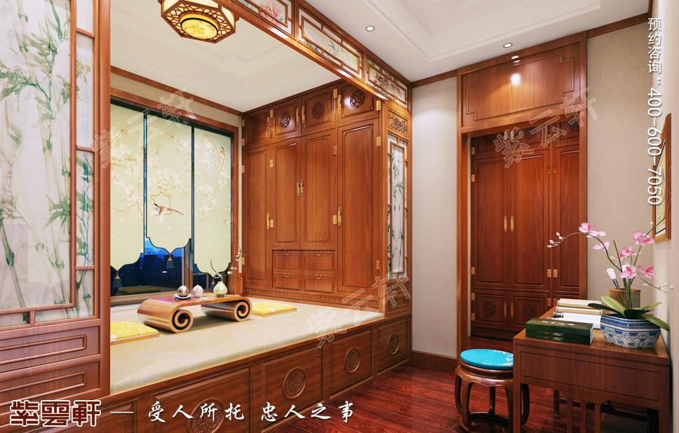 紫云轩中式装修案例