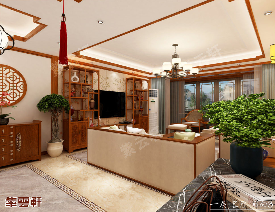 中式传统古典仿古装饰