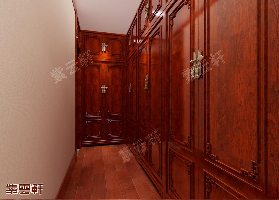 中式传统古典仿古豪宅装修设计