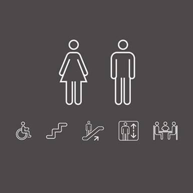 标志图形符号标识
