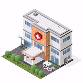 医院文化形象墙设计
