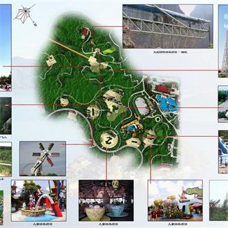 景区规划方案模板