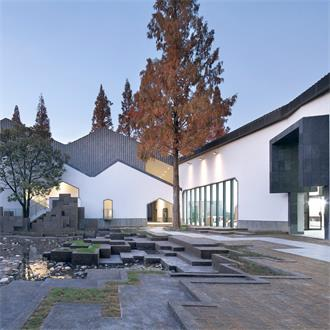 公共建筑模型素材设计