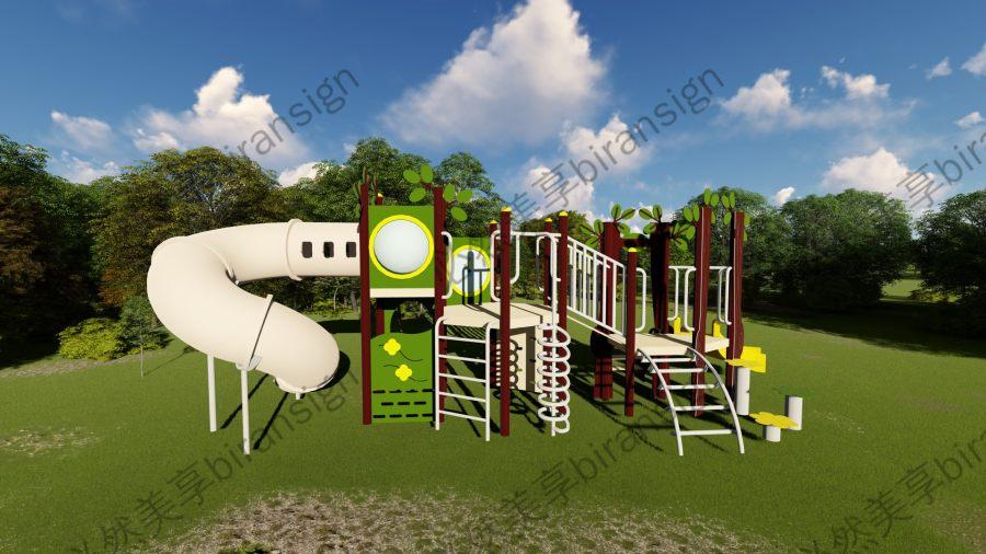 儿童娱乐设施