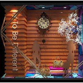 家装橱窗 奢侈品橱窗 时尚橱窗 春季橱窗 夏季橱窗