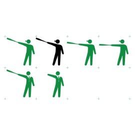 日风标识元素-感情类-打架竞技系列