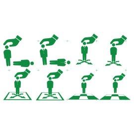 日风标识元素-教育学习系列