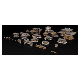 Edo Japan-日本江户建筑风格+构件