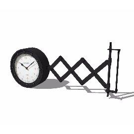 折叠支架时钟su模型