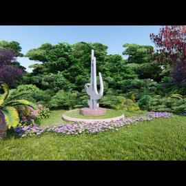 景观小雕塑