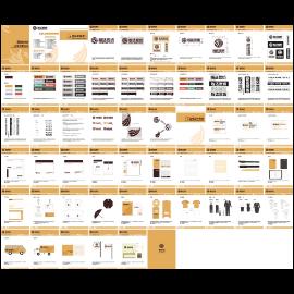 家纺企业全套VI视觉形象设计