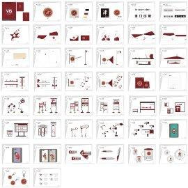 津门印象全套VI视觉形象设计
