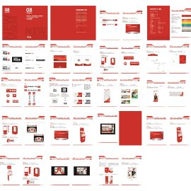 软件app全套VI视觉形象设计