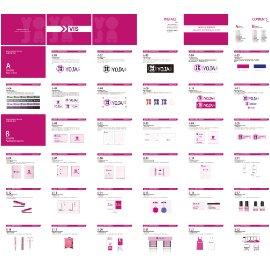 科技公司全套VI视觉形象设计