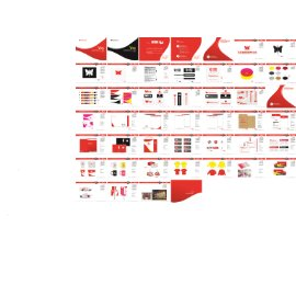 养生馆全套VI视觉形象设计
