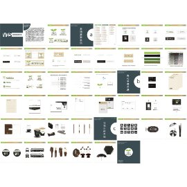 幼儿园全套VI视觉形象设计