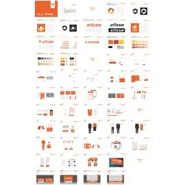 电器行业全套VI视觉形象设计