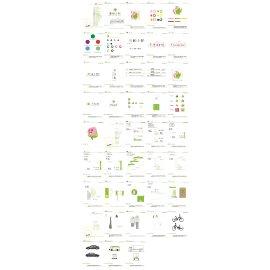 果园小铺全套VI视觉形象设计