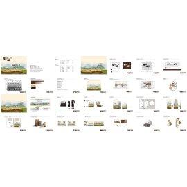 快餐企业全套VI视觉形象设计