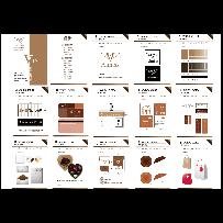 巧克力vi设计