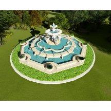 水景雕塑su模型文件