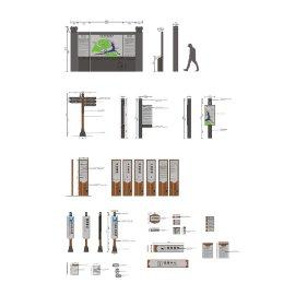 风景区导视设计方案