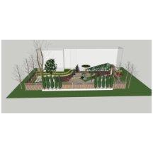 庭院花园景观