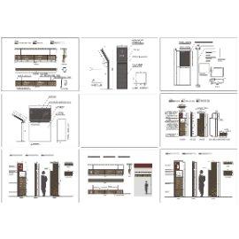 导视设计施工图