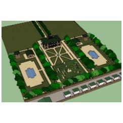 景观农村规划
