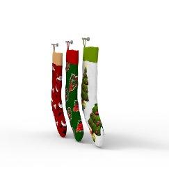 圣诞节装饰袜子