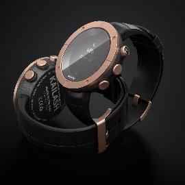 智盛手表电子手表C4D模型