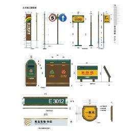 国际城商场标识牌
