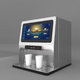 咖啡机模型