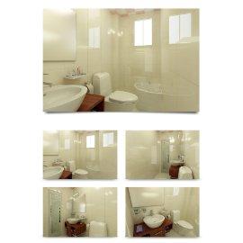 卫生间室内装修设计