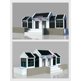 公共厕所模型设计