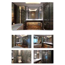 卫生间浴室室内设计