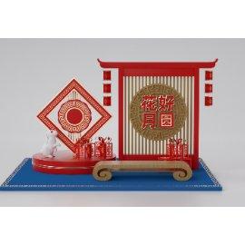 中秋节美陈雕塑
